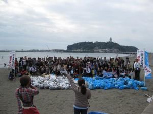 環境ボランティア江の島BC