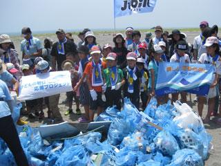 海の環境工作教室in浜松