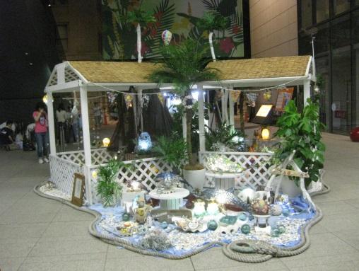 シーボーンアート展「渚のカーニバル」_丸の内マイプラザ