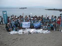 海の環境工作教室@三浦半島